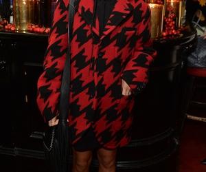 coat, fashion, and zoe kravitz image