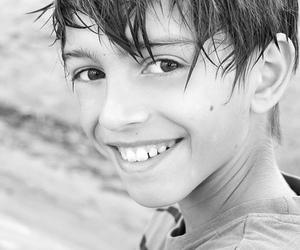b&w, cute, and black & white image