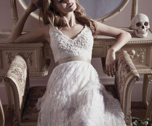 Couture, designer, and lace image