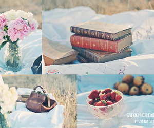 books, sweet, and vintage image