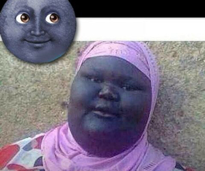 o.m.g and funny face emoticon image