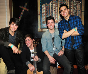 big time rush, btr, and kendall schmidt image