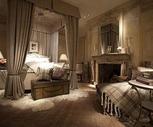 bedroom, home, and interor image