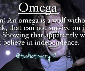 omega and teen wolf image