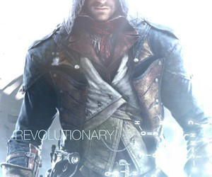 revolution, assassins creed unity, and arno dorian image