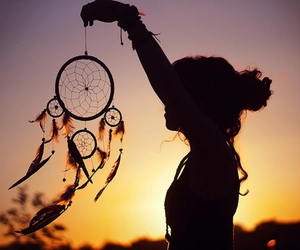 awesome, dream catcher, and beautiful image