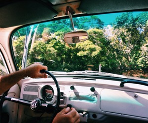 summer, car, and travel image