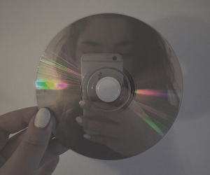 cd, grunge, and hipster image