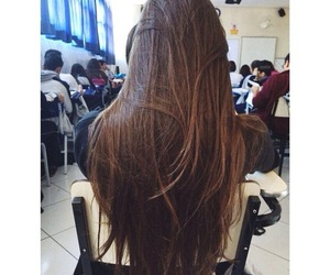 girl, hair, and perfect image