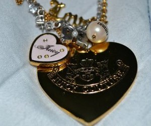 juicy couture and heart image