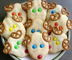 christmas, raindeer, and yummy image