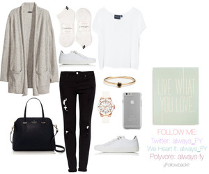 Calvin Klein, fashion, and outfit image