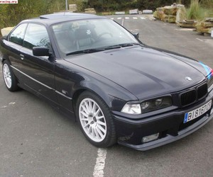 bmw, m3, and e36 image