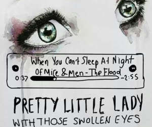 eyes, Lyrics, and music image