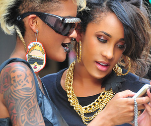 bad girls, hairstyle, and natalie nunn image