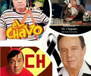 chapolin, chaves, and infancia image