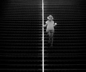 artistic, black, and black & white image