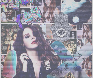 Collage, overlay, and grunge image