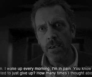pain, life, and quotes image