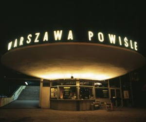 architecture, party, and warsaw image