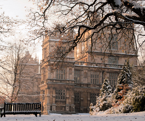 snow, winter, and england image