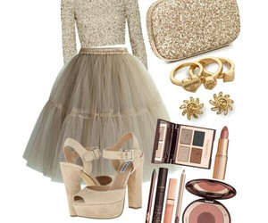 fashion, fashionable, and glitter image
