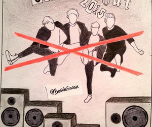 music and 5 sos image