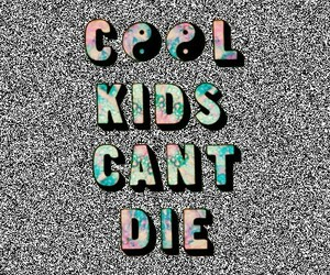 cool, die, and hipster image