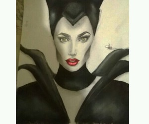 Angelina Jolie, art, and draw image