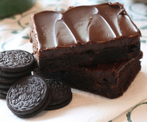 chocolate, Cookies, and oreo image