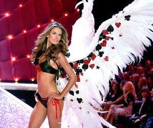 alessandra ambrosio, model, and Victoria's Secret image