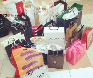 bags, beautiful, and beauty image