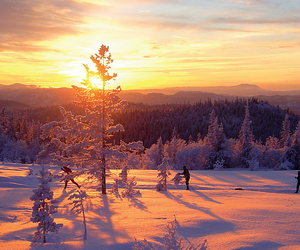 beautiful, christmas, and norway image