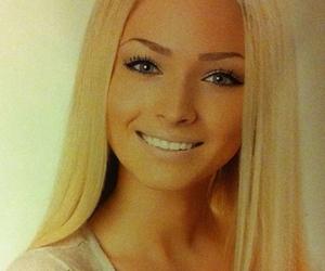 alena shishkova, blonde, and barbie image