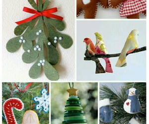 december, decor, and holiday image
