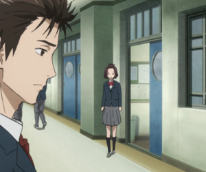 anime, manga, and parasyte image