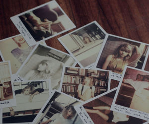 1989, polaroid, and taylor image