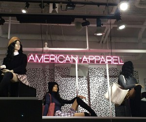 american apparel, grunge, and indie image
