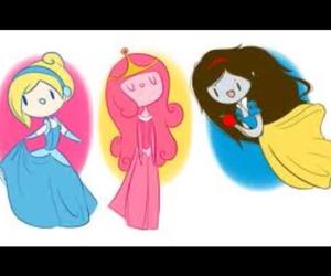 disney, fiona, and princess image