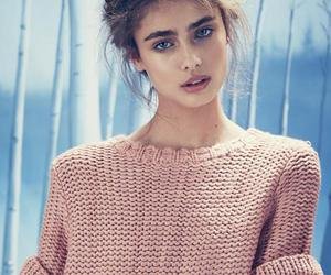 blue, taylor hill, and fashion image