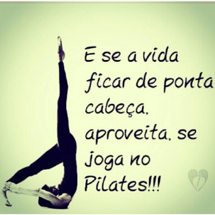 Pilates Shared By Bya Luciano On We Heart It