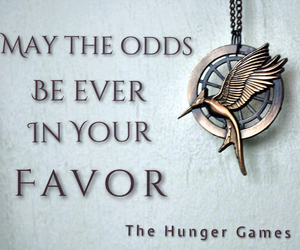 quote, hunger games, and catching fire image