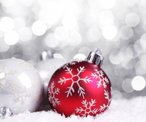 christmas, excited, and christmas decorations image
