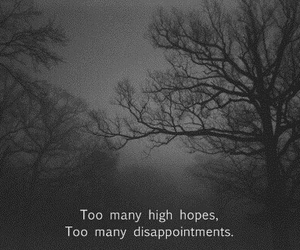 sad, hope, and quotes image