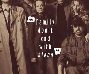 supernatural, family, and dean image