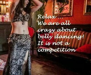 belly dance, egyptian, and dance quote image