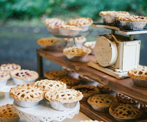 mini pies, cottage charm, and baking day image