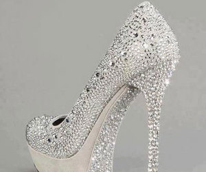 fashion party shoes, pretty wedding shoes, and new wedding shoes image
