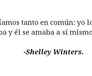 amor, Shelley Winters, and enamorada image