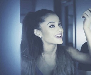 ariana grande, pretty, and smile image